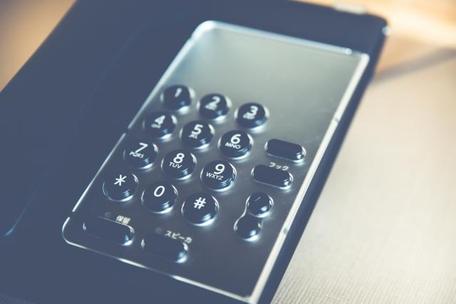 受付電話システムは飛び込み営業対策になる?導入してみた感想
