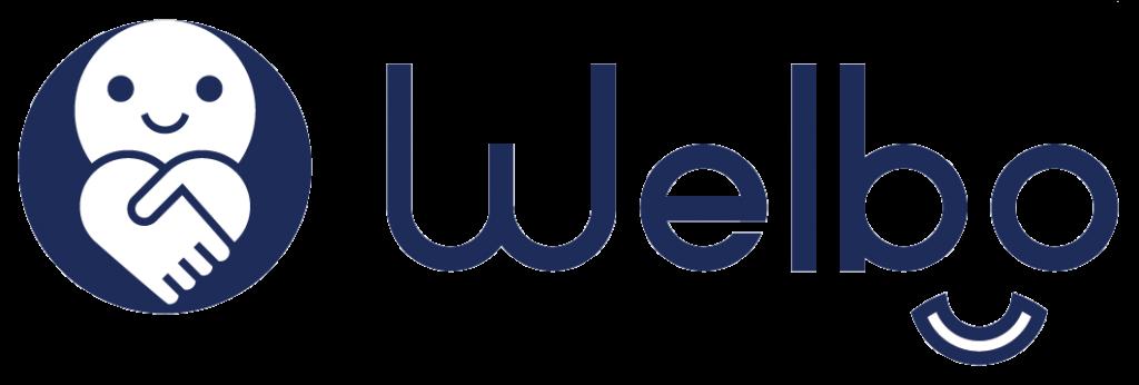 受付システムを販売するウェルボのロゴ